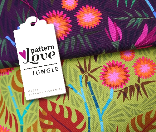 Pattern Love - Jungle